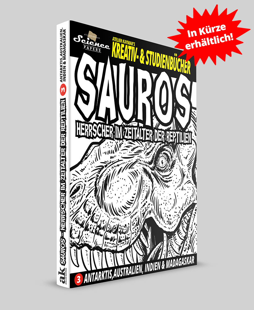 Sauros Buch Titelbild